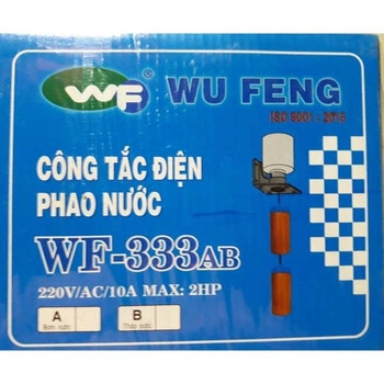 Phao điện WuFeng WF-333AB