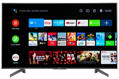 KD-55X8500G - Android Tivi Sony 4K 55 inch KD-55X8500G