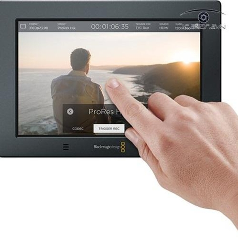 Video Assist 4K  Blackmagic bộ ghi hình