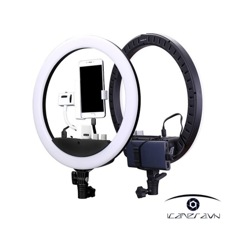 Đèn LED tròn Ring Light NanLite Halo 14U – FN851