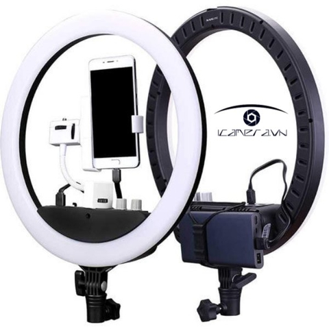 Đèn LED tròn Ring Light NanLite Halo 14 – FN811