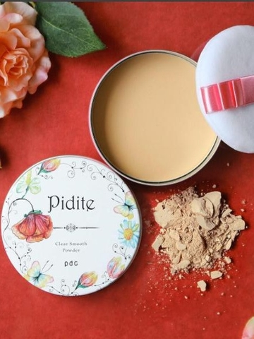 Phấn phủ Pidite Clear Smooth Powder SPF 22 PA+++