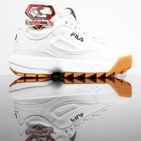FILA Disruptor 2 White/Brown
