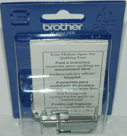 Chân vịt may chần mở Brother F061N (Open toe quilting foot)