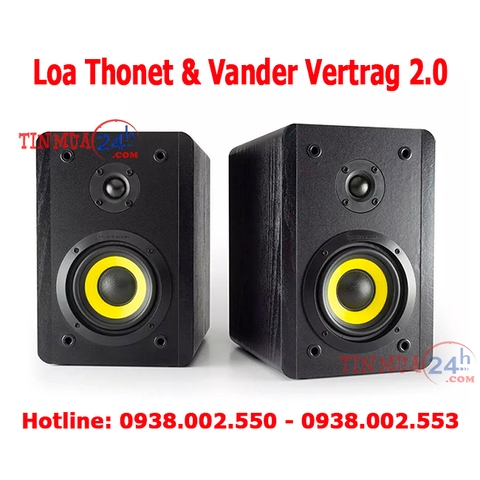 Loa Bluetooth Thonet & Vander Vertrag 2.0