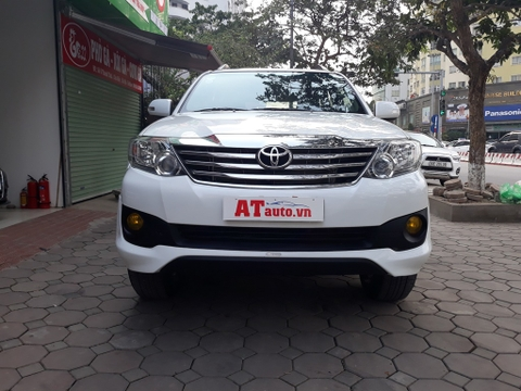 Toyota Fortuner TRD Sportivo 2014