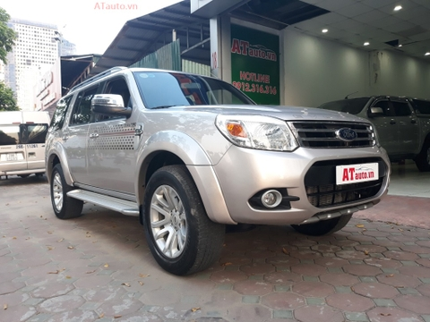 Ford Everest 2.5 AT 2013