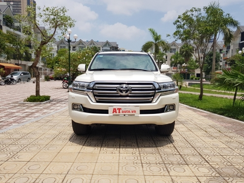 Toyota Land Cruiser VX 4.6 V8 2016
