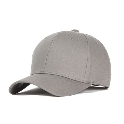 [S] Nón 6panel ballcap L/GREY G5(S)05