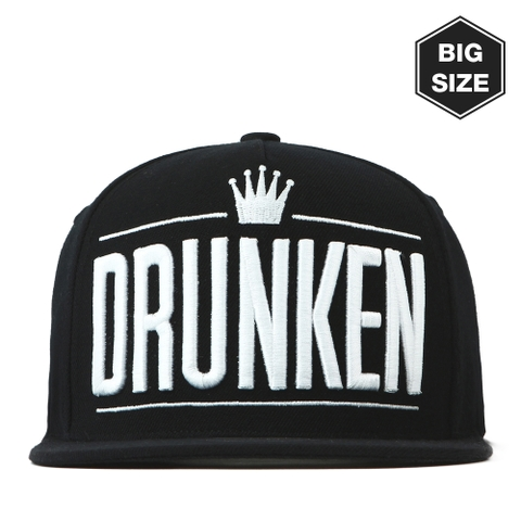 FB018 FL BIG-DRUNKEN BK