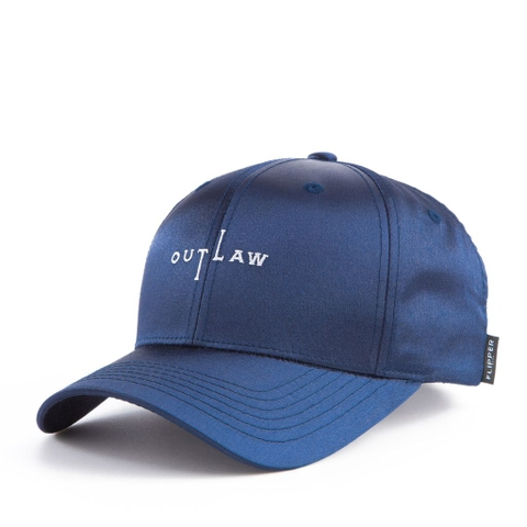 Nón Ballcap FLIPPER THUG Out Law FL419 (Xanh navy)