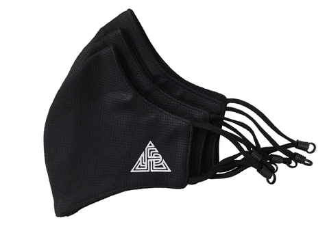 flipper [A1/special offer] MASK reflective black [M/L/XL]