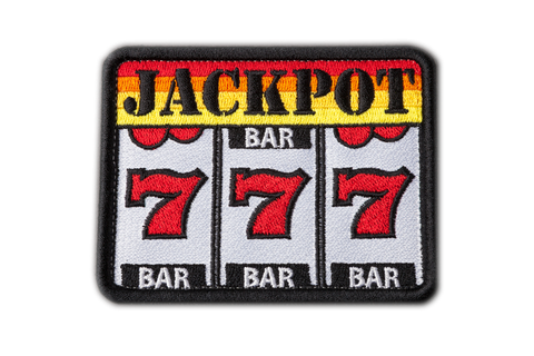 Patch dán ủi FLIPPER JACKPOT