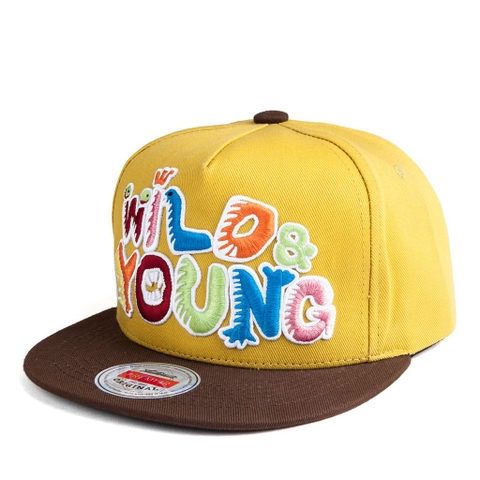 P78 WILD&YOUNG/YELLOW