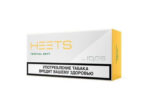 Heets Tropical Swift Nga - Vị The Hoa Quả
