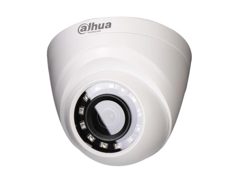 CAMERA 1.0MP WATER-PROOF HDCVI IR EYEBALL DOME DH-HAC-HDW1000MP-S3