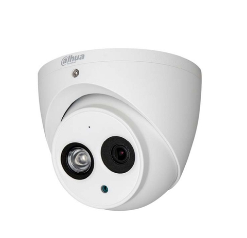 CAMERA 2.0MP WATER-PROOF HDCVI IR DOME DH-HAC-HDW1200EMP-S3