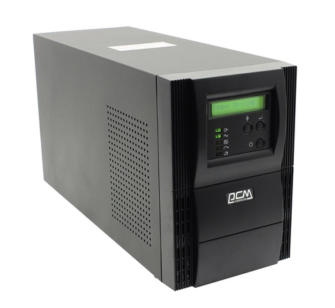 UPS Powercom 2000VA On-Line 1/1 VGS-2000