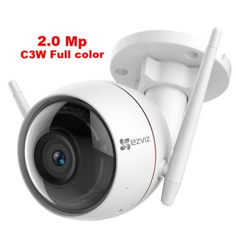 Camera wifi ngoài trời EZVIZ CS-CV310-A0-3C2WFRL 2.0 Megapixel 1080P ( C3W Full color (2.8mm)