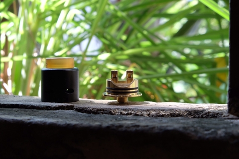 Tank vape Ziggs RDA (authentic)