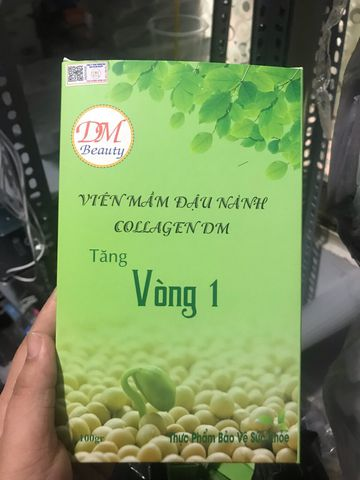 Mầm đậu nành Collagen DM Beauty dma@1mp,a5