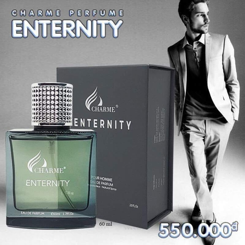 Nước hoa Charme Enternity 60ml @chi3