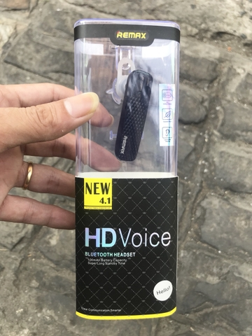 Tai nghe bluetooth Remax Hello Hd Voice @1csBtreotrai