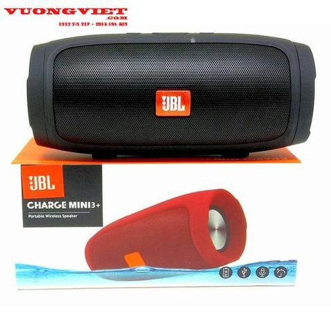 Loa bluetooth JBL Charge E3+ mini @1b2