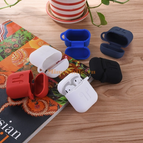 Hộp Silicone Đựng Tai Nghe Airpod