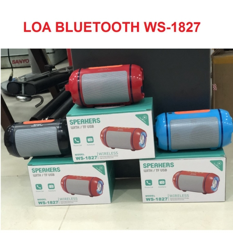 Loa bluetooth WS 1827 @3a1