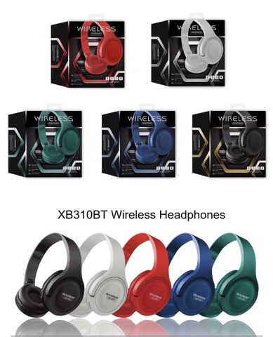 Tai nghe bluetooth XB310BT Headphone @1b2