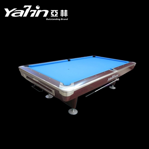 Bàn Pool Yalin M-8S (Chestnut)