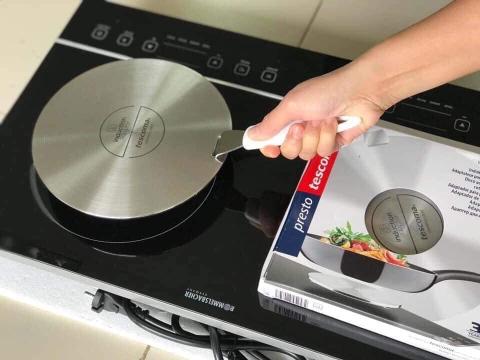 Đĩa chuyển nhiệt dành cho bếp từ