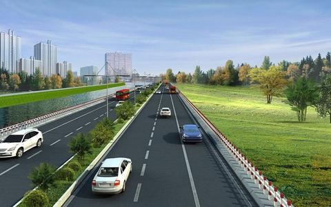 Hà Nội phê duyệt chỉ giới đường đỏ tuyến đường khu đô thị Gia Lâm tới ga Phú Thị