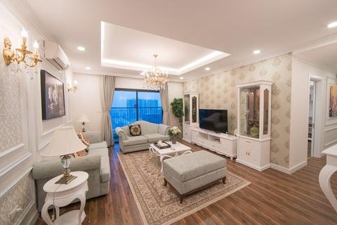 Ưu thế của những căn hộ có diện tích lớn khi được đưa vào sử dụng