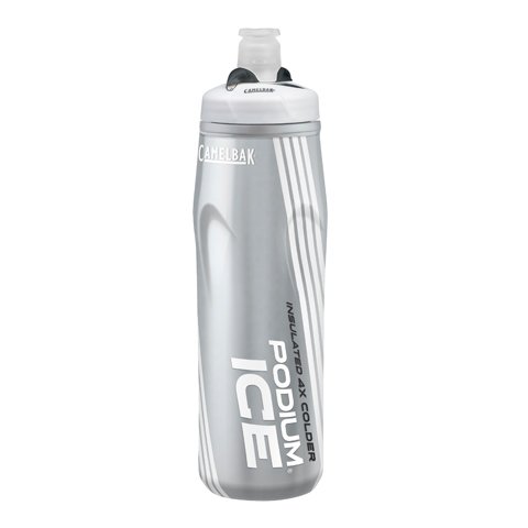 CAMELBAK PODIUM® ICE 21 OZ SILVER