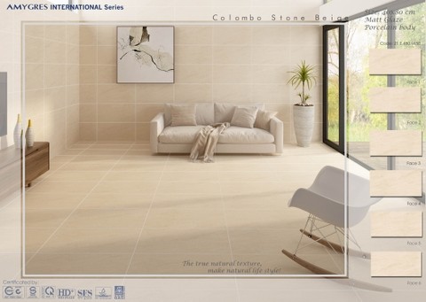 COLOMBO STONE COLLECTION – THE APPEAL FROM NATURAL BEAUTY