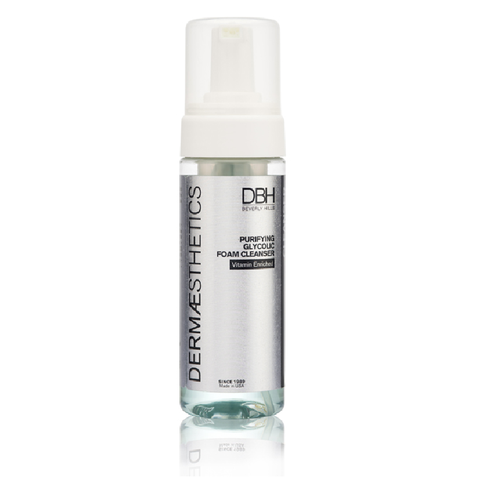 DBH Purifying Glycolic Cleanser Foam