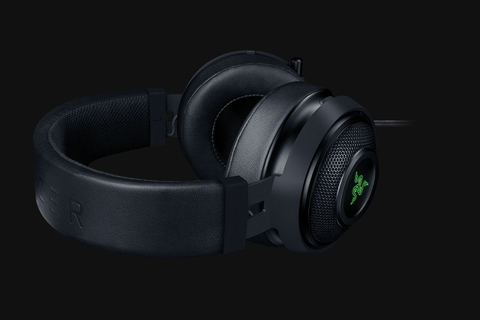 Tai nghe Razer Kraken 7.1 V2 Gunmetal Edition - Digital Gaming Headset - Oval Ear Cushions - RZ04-02060400-R3M1