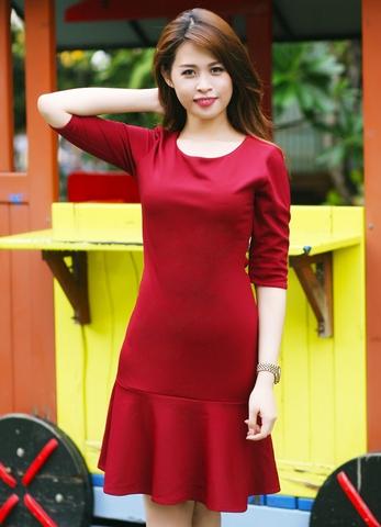 Thời trang nữ:  Những điều lưu ý khi lựa chọn đầm ôm body đến công sở Dam-body-duoi-ca-1