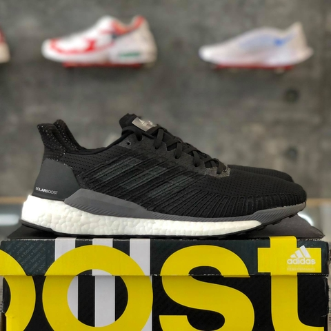 adidas SOLAR BOOST 19 'CORE BLACK'