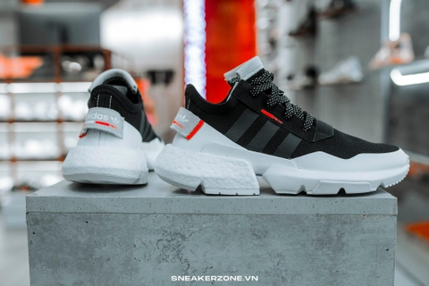 adidas P.O.D S3.1 'CORE BLACK RED'