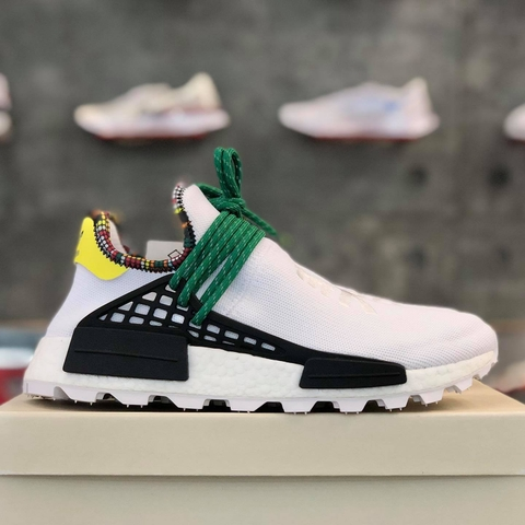 adidas NMD HU PHARRELL INSPIRATION PACK 'WHITE'