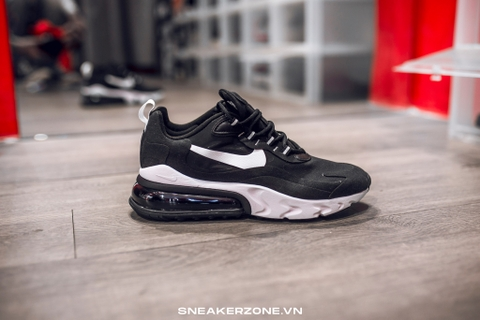 NIKE AIR MAX 270 REACT 'BLACK WHITE'