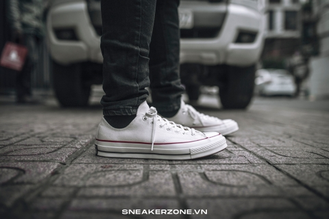 CONVERSE CHUCK TAYLOR ALL STAR 1970S LOW 'PARCHMENT'