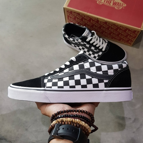 VANS OLD SKOOL 'BLACK CHECKERS'