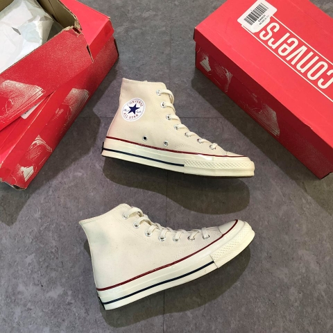 Converse Chuck Taylor All Star 1970s High 'Parchment White'