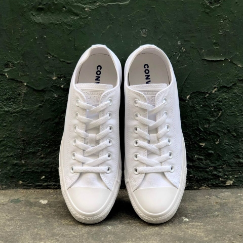 Converse Chuck Taylor All Star All White