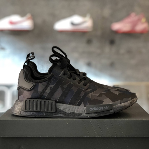 adidas NMD R1 'BLACK GREY CAMO BOOST'