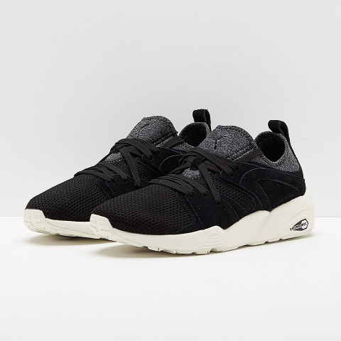 PUMA BLAZE CT BLACK WHITE